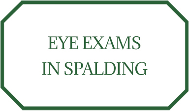 Eye Exams Spalding